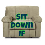 Sit Down If... (Mixer Questions for WyldLife, YL, and YL College)